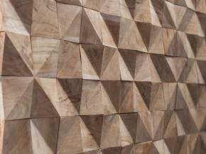 Wonderwall Studios Willow - декоративные стеновые панели из восстановленной древесины