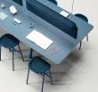 Подвесные перегородки-светильники De Vorm AK 2