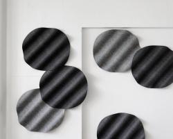 Акустические панели De Vorm Onde из искусственного войлока PET Felt