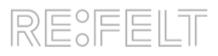 Refelt Logo