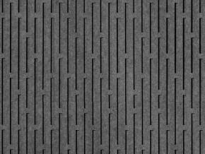 Refelt PET Felt Acoustic Panels - Stripes - акустические декоративные панели