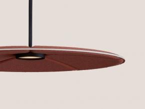 Подвесной декоративный светильник Abstracta Lily
