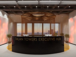 Talan Towers Executive Hub