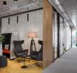 Дизайн офисного центра с использованием цепочек Kriskdecor