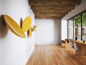 BuzziSpace BuzziDish - настенные акустические декоративные панели