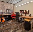 Коллекция самоклеящихся акустических декоративных обоев BuzziSpace Printed