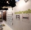 Павильон WonderWalls на выставке Luxury Hits