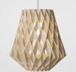 Светильник из дерева Pilke Light
