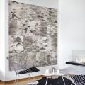Настенные панели из бересты Showroom Finland