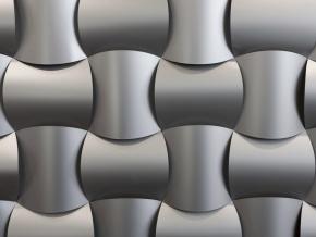 Объемные декоративные настенные панели Wovin Wall Standard