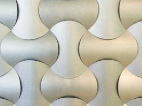 Объемные декоративные настенные панели Wovin Wall Oval