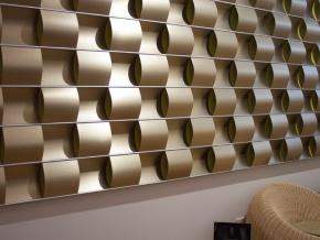 Wovin Wall Ripple - декоративные объемные настенные панели