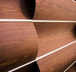 Wave Wall - Дерево, Пластик, Стеновые панели